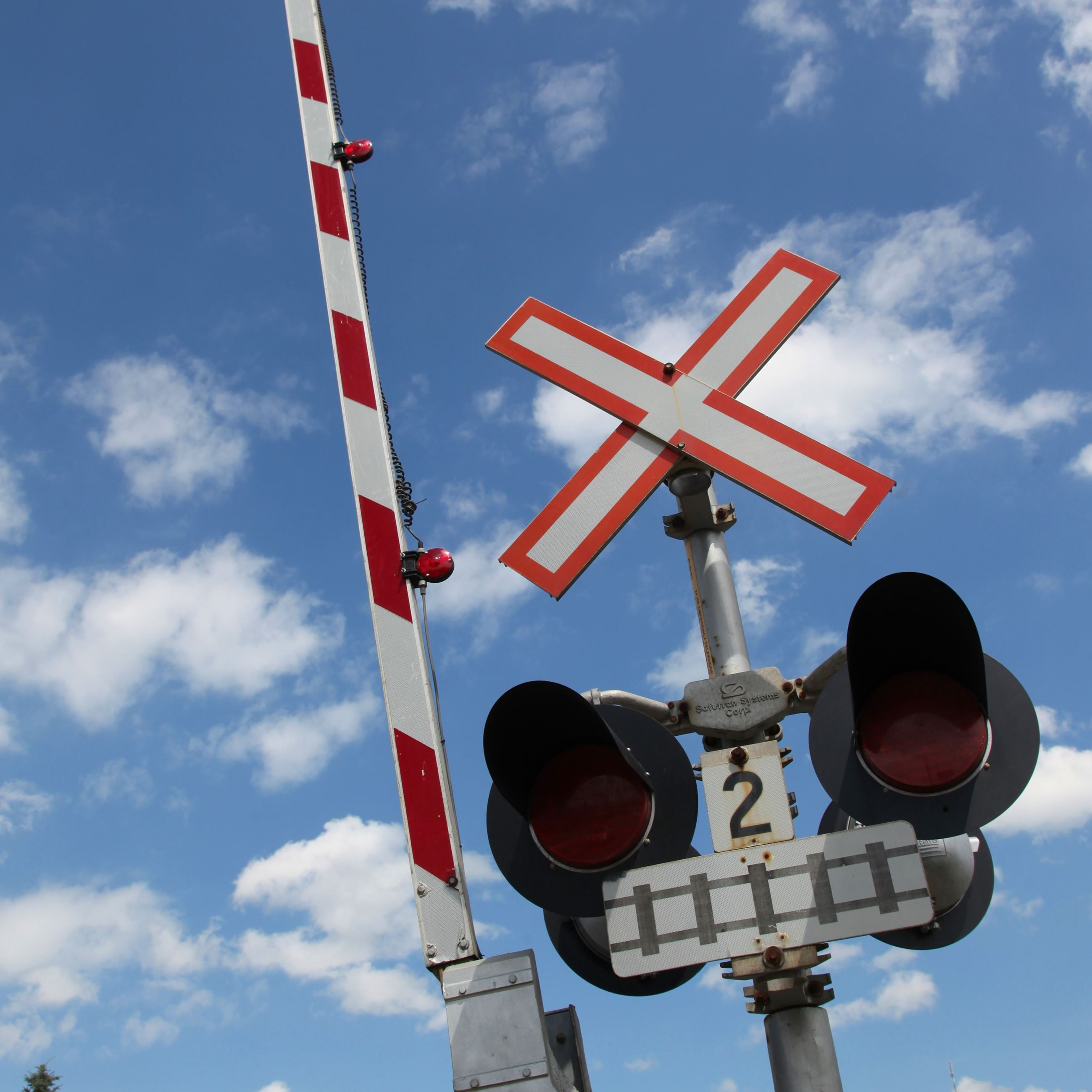 railroad-crossing