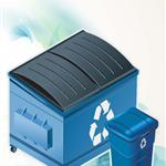 Multi-unit recycling brochure cover